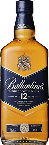 サントリー ブレンデッドスコッチウイスキー バランタイン 12年 700mlの商品画像