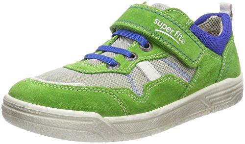Superfit Earth, Zapatillas Para Niños Grün (Grün KOMBI)