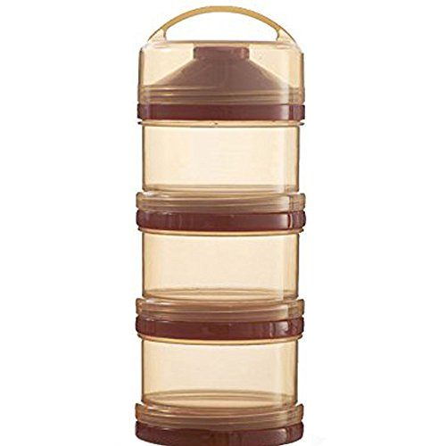 Baby Food Bottle - Storage Container - Non-Spill Baby Milk