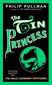 The Tin Princess 0679876154 Book Cover