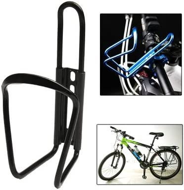 Bike Bicycle 360 Rotating Plastic Water Bottle Holder Cage Carrier /& Clamp