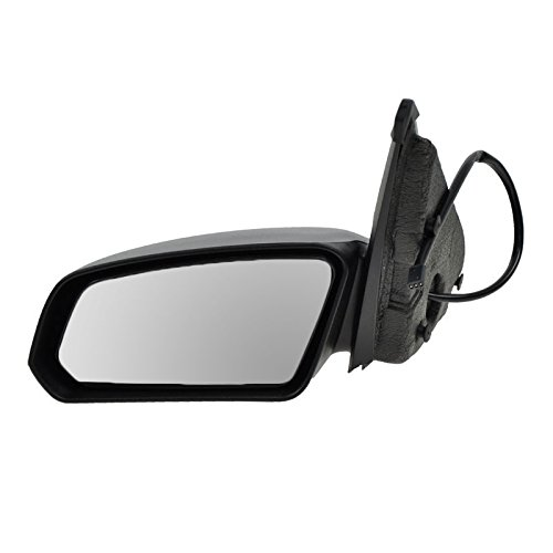 Power Side View Mirror Driver Left LH for 03-07 Saturn Ion 4 Door Sedan ()