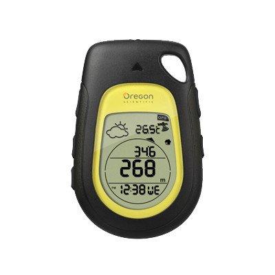 UPC 734811708359, Oregon Scientific GPS Scout Backtrack Altimeter - GP123