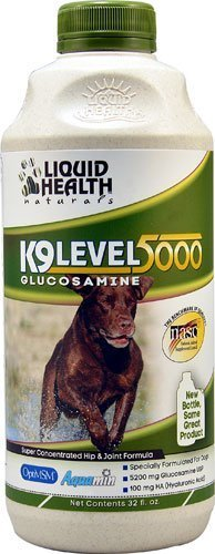 (Liquid Health K9 Level 5000 Glucosamine -- 32 fl oz)