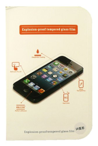 Explosionsgeschützte Ausgeglichenem Realem Glass Screen Protector Für Apple Iphone 4S / 4Gs / 4G