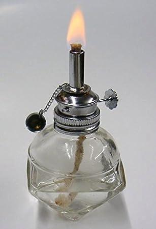 Details about  /Safe Adjustable Lab Alcohol Spirit Lamp Burner with Wick Cap High Quality KY