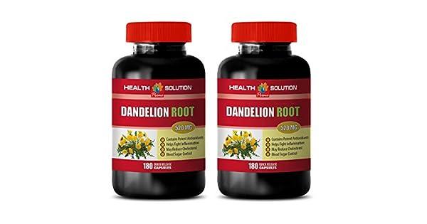 Amazon.com: Liver Detox and Weight Loss - Extracto de raíz ...