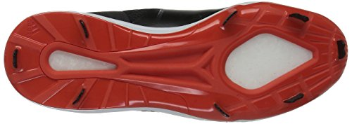 adidas Performance Herren Boost Icon 3 Baseballschuh Schwarz / Weiß / Collegiate Orange
