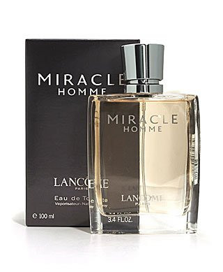 Lancome Miracle Homme 3.4 oz EDT