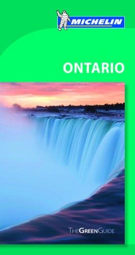 Michelin Green Guide Ontario
