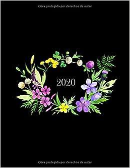 2020: agenda grande planificador de estudios planificador ...