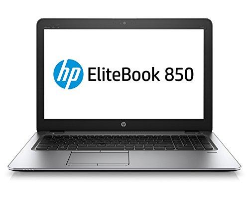 "HP Elitebook 850 G4 15.6"" Notebook, Windows, Intel Core i5 2.5 GHz, 4 GB RAM, 500 GB HDD, Silver (1BS45UT#ABA) -  HP Inc."
