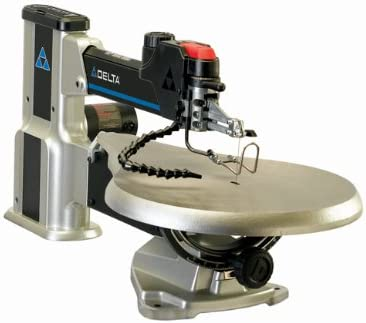 Delta Power Tools 40-694 Variable Speed Scroll Saw – Best Power Scroll Saw