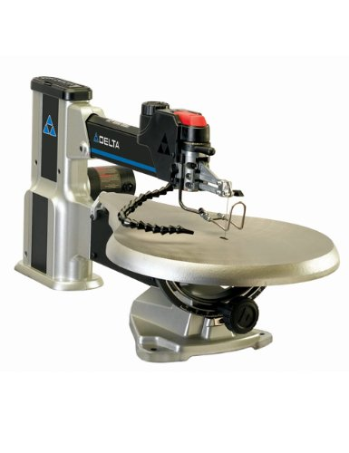 best scroll saw: Delta Power Tools 40-694 is best for big projects