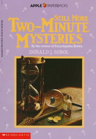 Still More Two Minute Mysteries product image