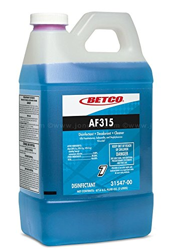 Betco AF315 Disinfectant - Deodorant - Cleaner FastDraw