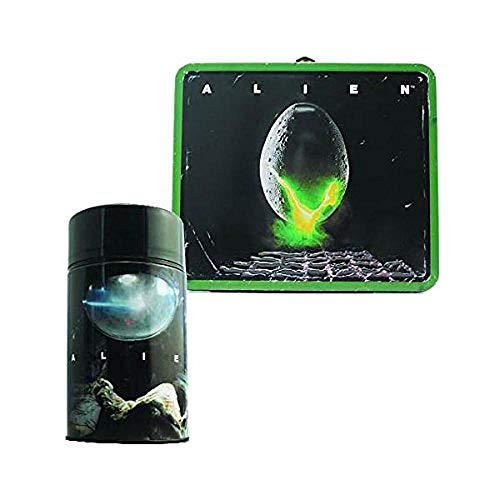 - DIAMOND SELECT TOYS Alien: Alien Egg Distressed Lunch Box with Thermos