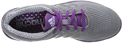Joggesko Met Ride Jern Ride Iron S14 F11 Stamme Tech Adidas Neo Women's Climacool Running F12 Adidas Tech Neo Grå Shoes Tribe Kvinners Climacool F12 F11 Lilla Oppfylt Purple S14 Grey qv5wAZ5