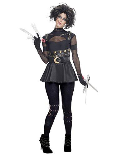 Rubie's Women's Edward Scissorhands Female Scissorhands Costume, Multi, Large