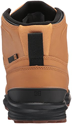dark Dc Homme Chocolate Shoes Wheat Pour Bottes 44UwRZ
