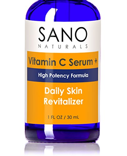 Vitamin Serum Face Concentration Ingredients