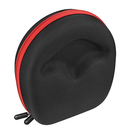 Headphones Case for Sennheiser MOMENTUM, HD 598, HD 558, HD 280 Pro, ATH-M50x, Sony MDR XB700, XB500, Beats Mixr, EP and More / Headphone Hard Shell Large Carrying Case / Headset Travel Bag