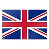 Cheap United Kingdom Great Britain Union Jack Country Flag Home Business Office Sign – Poster – 24″ x 36″ (61cm x 91cm)