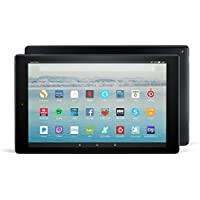 Certified Refurbished Fire HD 10 Tablet with Alexa...