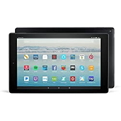 "Amazon.com: Fire HD 10 Tablet with Alexa, 10"" HD Display, 32 ..."