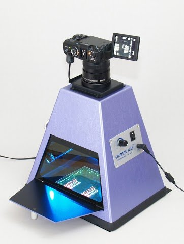 (Bioolympics Digital Camera Gel Documentation System with Built-in Blue Led(470nm) Price Excluded Camera)