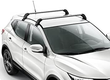 Roof Bars for Nissan Qashqai 2007-2014 Without Roof Rails