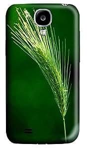 Samsung S4 Case Beautiful green wheat 3D Custom Samsung S4 Case Cover