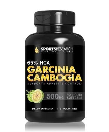 Amazon.com: Pura Garcinia Cambogia Extracto con 65% HCA ...