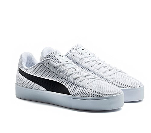 PUMA X DP COURT PLATFORM KNIT