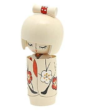 Japanese Sosaku Kokeshi Doll 2006-4 Taishun