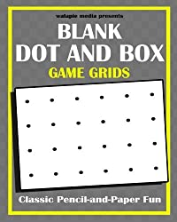 Blank Dot and Box Game Grids