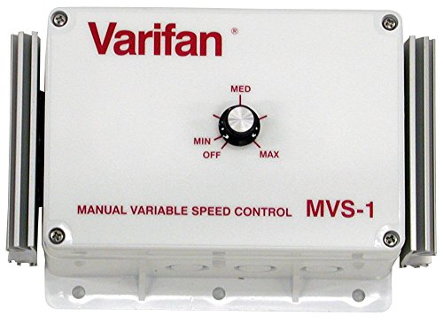 Varifan VFMVS-1C/S Variable Speed Control