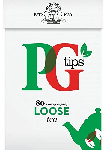 PG Tips Loose Tea 80 Cups 250G