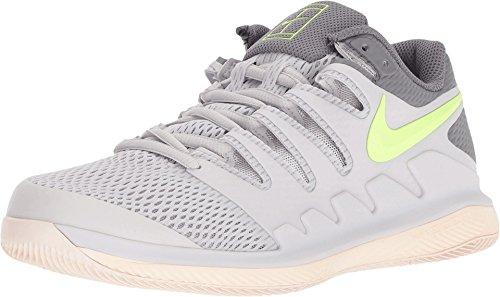 9ff4e296f182 Nike Womens Zoom Vapor X Tennis Shoes (8.5 B US