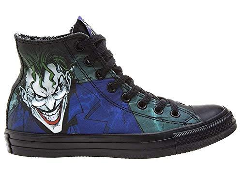 Textil Gr Haute High Comics Dc Unisex 150864c Dc All Gr Joker 39 Star Ct Converse Unisexe Sneakers Top Baskets Taylor Chuck Farceur TwH1nz