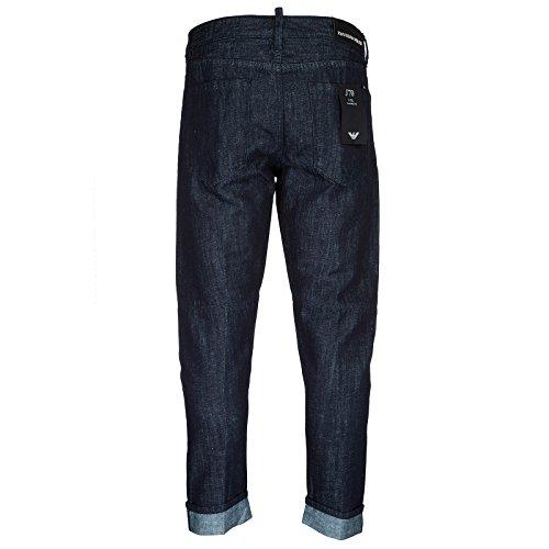 Jeans Denim de Pantalones Hombre Vaqueros BLU Emporio Armani 8tEIqwPT