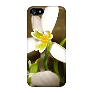 Top Quality Protection Snowdrop Cases Covers For Iphone 5/5s