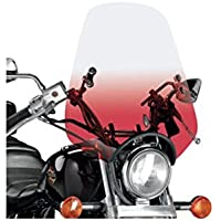 Memphis Shades Classic Deuce Bar Mount Windshield - Solar MEM2129 by Memphis Shades