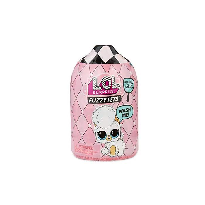 41VFhVMh8uL L.O.L. Surprise Fuzzy - Pelota para mascotas (serie 5-2A)
