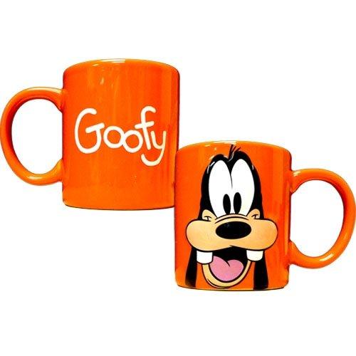 Disney Goofy Full Face Relief 11oz Mug (Mug Goofy)