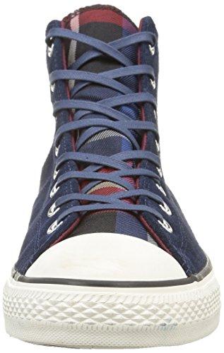 Txt Unisex Hi Check Navy Sneaker Suede Adulto Star Converse Nighttime Rxa4XqtW