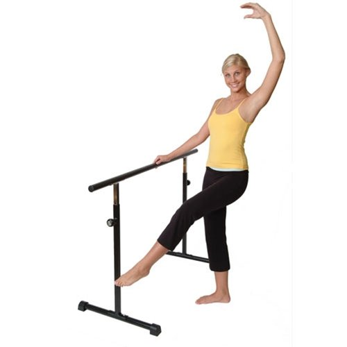 Health Mark 60-Inch Portable Ballet Stretch Barre