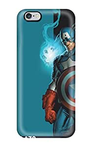 Iphone Case - Tpu Case Protective For Iphone 6 Plus- Marvel
