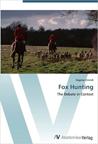 Book Fox Hunting: The Debate in Context