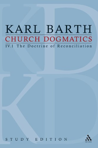 Church Dogmatics, Vol. 4.1, Section 60: The Doctrine of Reconciliation, Study Edition 22 (Section 60)